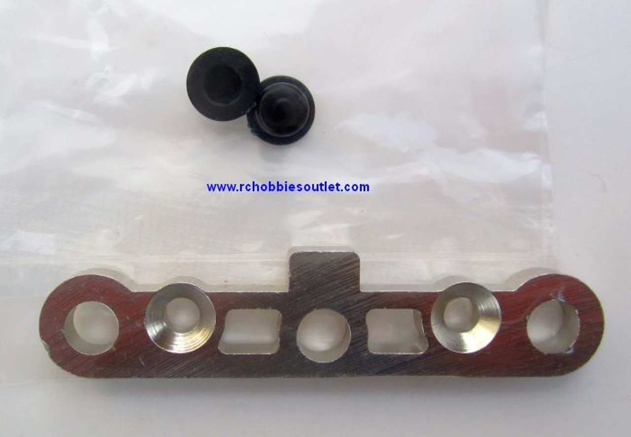 81048 Front & Rear Suspension Braces For HSP 1/8