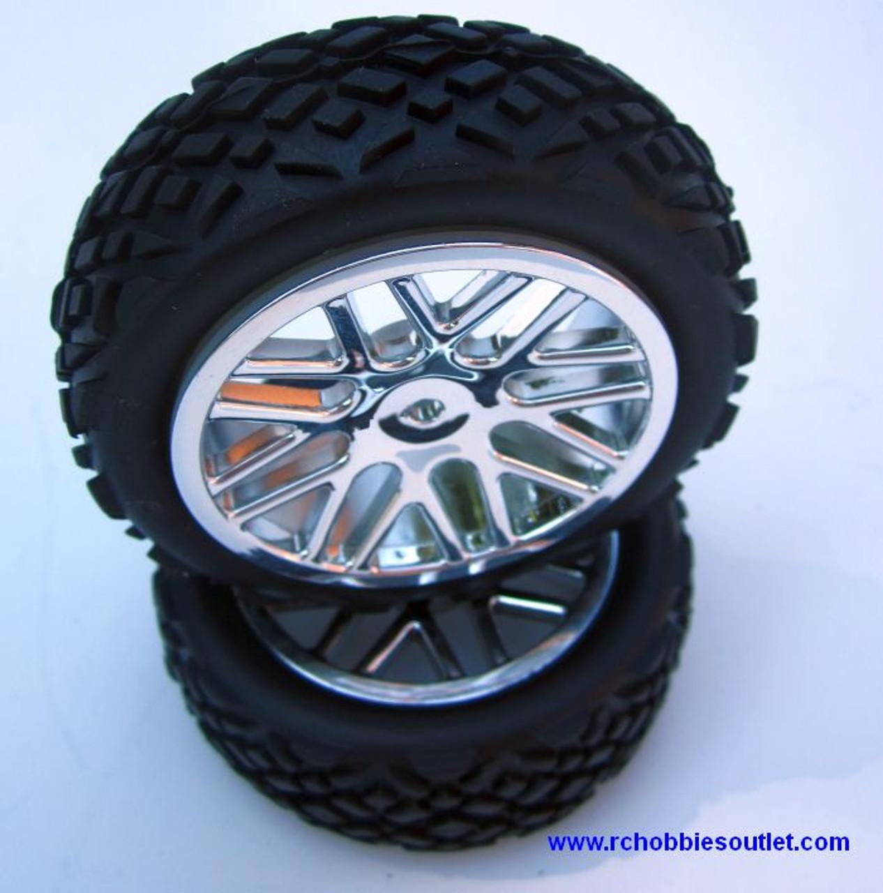 30712 Wheels silver