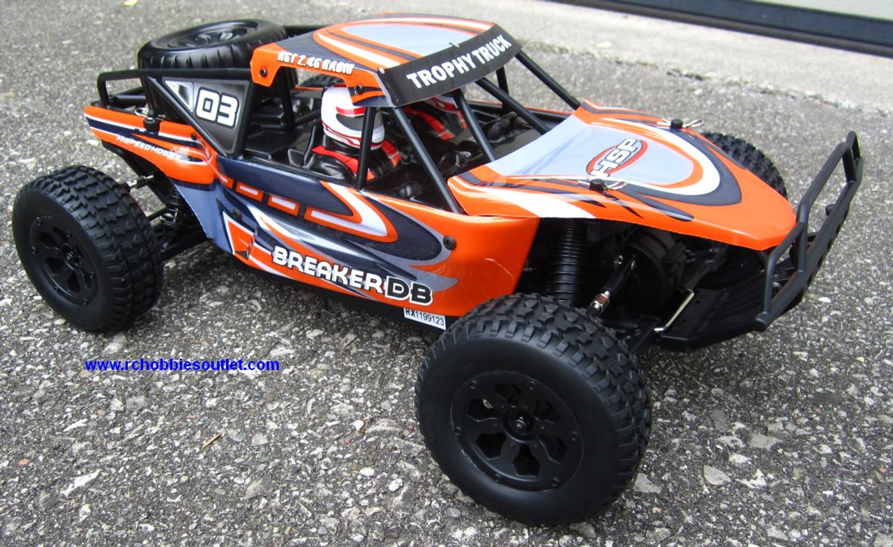 RC Electric Trophy Truck Baja Style 2.4G 4WD 1/10 Scale 20192