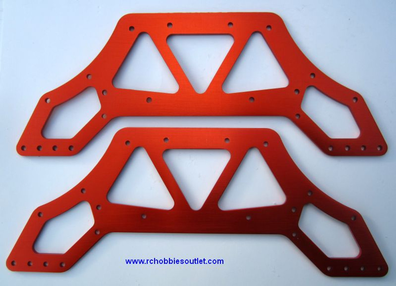 98006 HSP 1/8 ROCKCRAWLER SIDE PLATE/CHASSIS