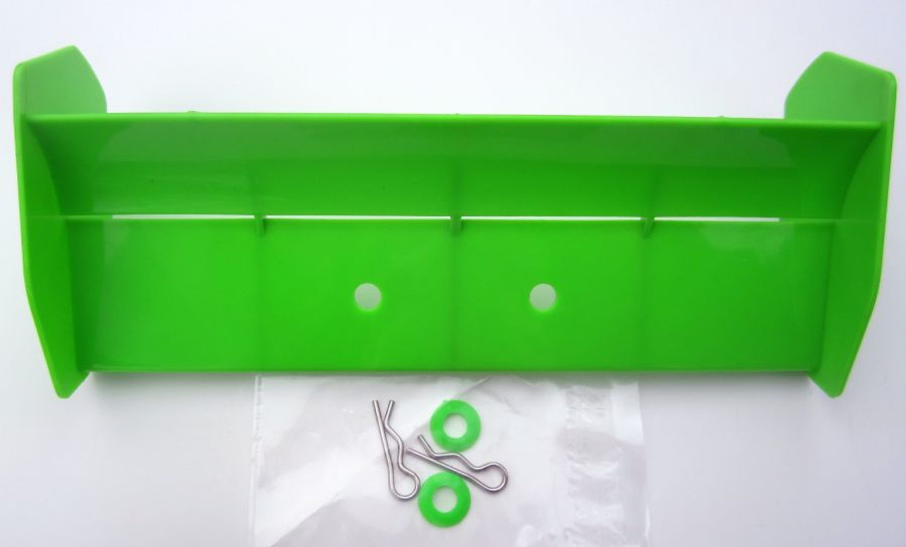 81051 Green Tail Wing 1/8 Scale For HSP Bazooka Tornado RC Buggy