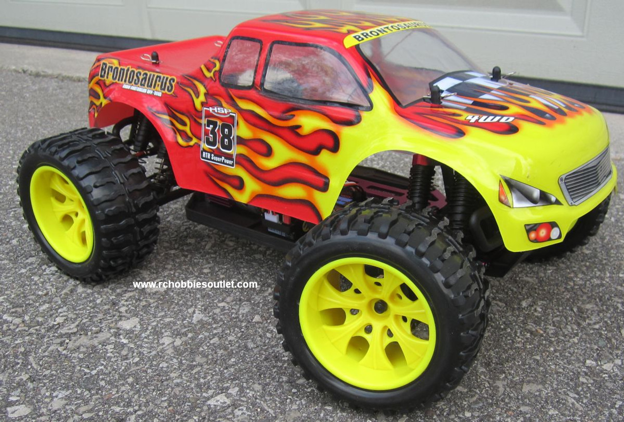 RC ELECTRIC TRUCK  1/10 Scale 4WD OFF ROAD RTR  88003