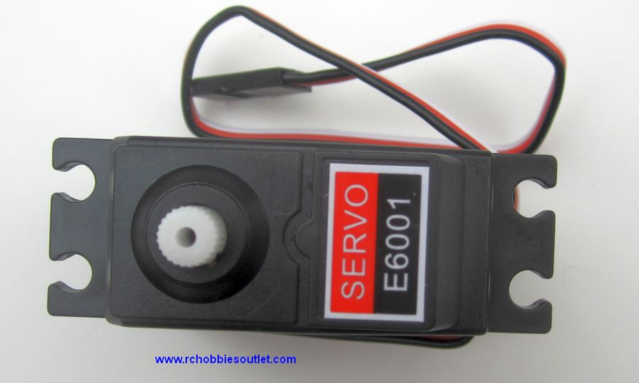 SP6001  or E6001 Servo  6KG HSP ATOMIC Redcat, etc (SP6004)