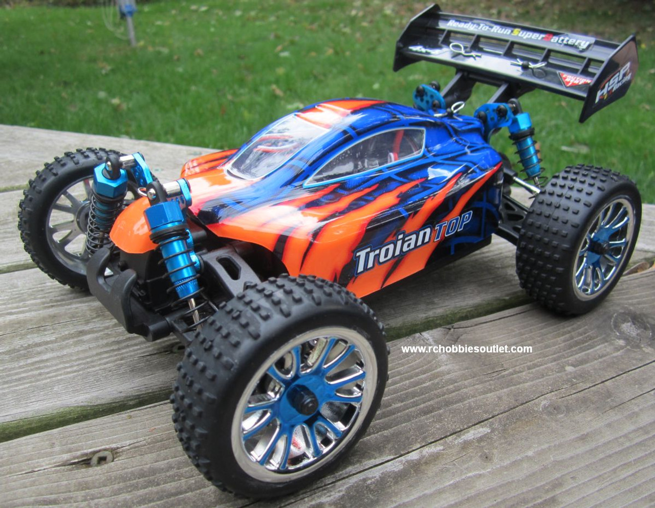 RC Brushless electric Buggy / Car  1/16 scale