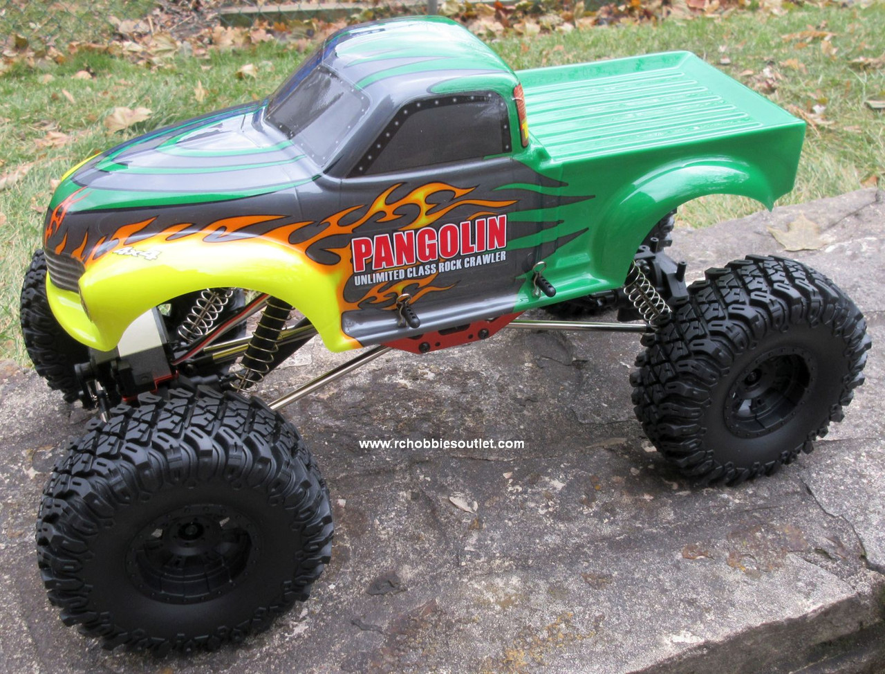 RC Rock Crawler Truck  Inspector Series 1/10 Scale RTR 2.4G 4WD 88027