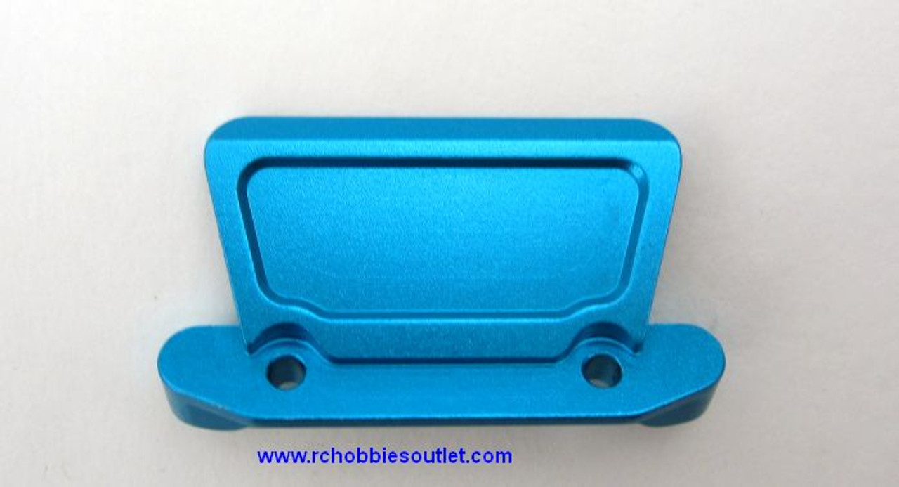 285510 Aluminum Front/Rear Bumper HSP, WindHobby, Redcat