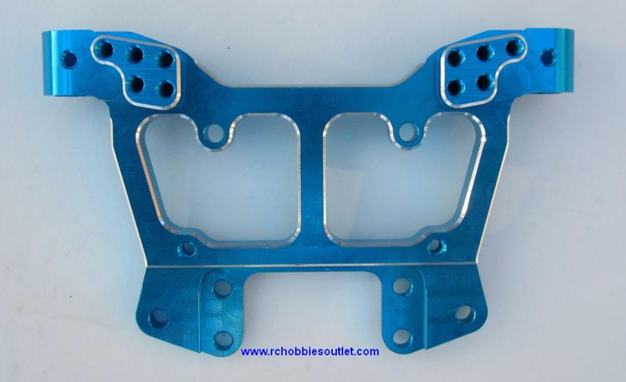 08054  or 108022, 108822 Blue Aluminum Shock Tower HSP Redcat  188822