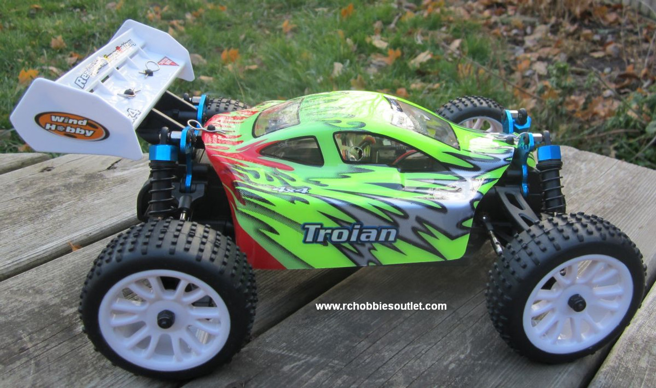 RC Buggy / Car Electric 1/16 Scale 2.4G  4WD  RTR  18504
