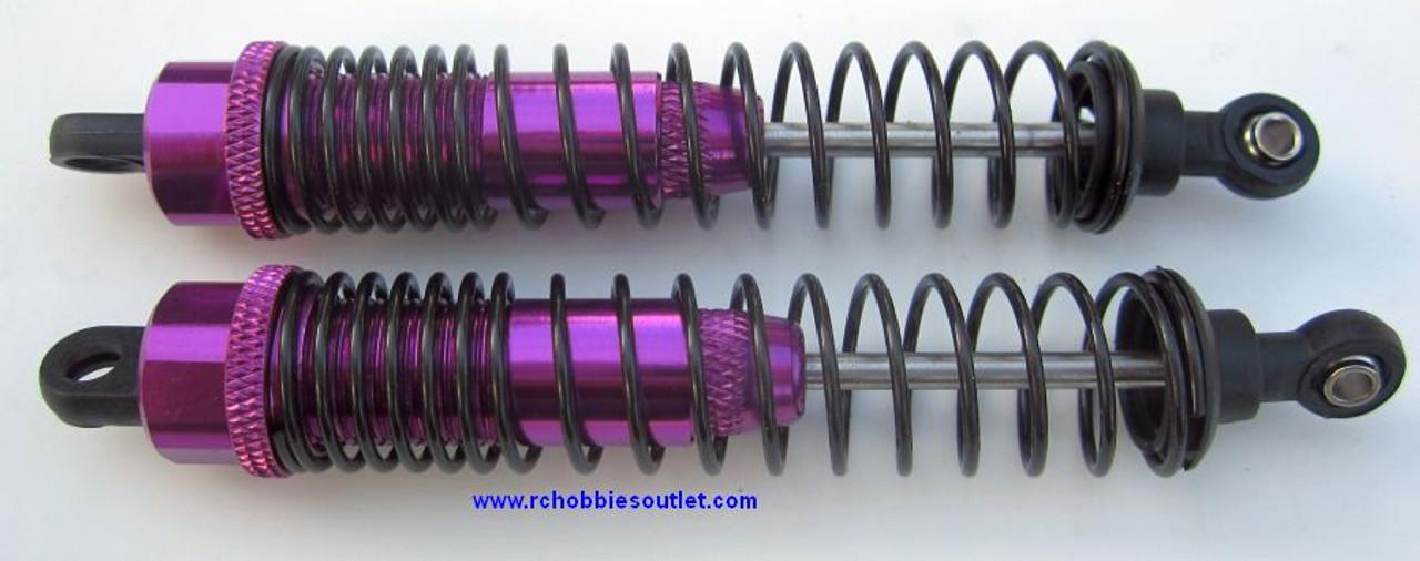 108004 0R 08041   Alloy Upgrade Aluminum Purple Shock Absorber 08001
