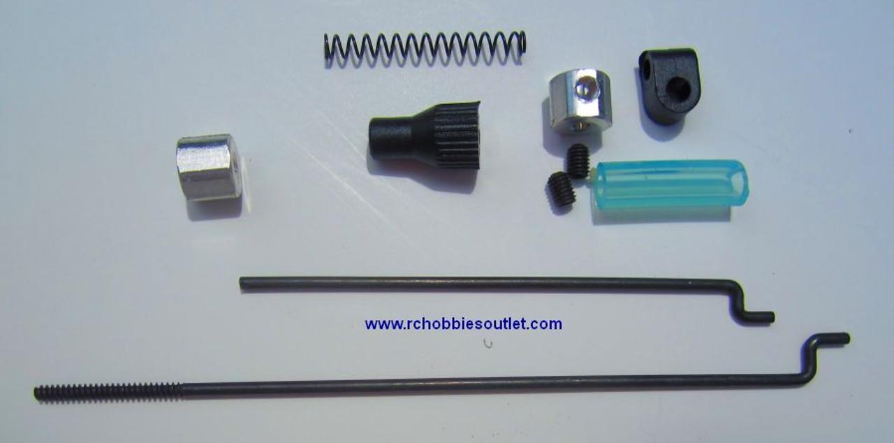 02174 Throttle Pull Rod HSP ATOMIC REDCAT HIMOTO ETC