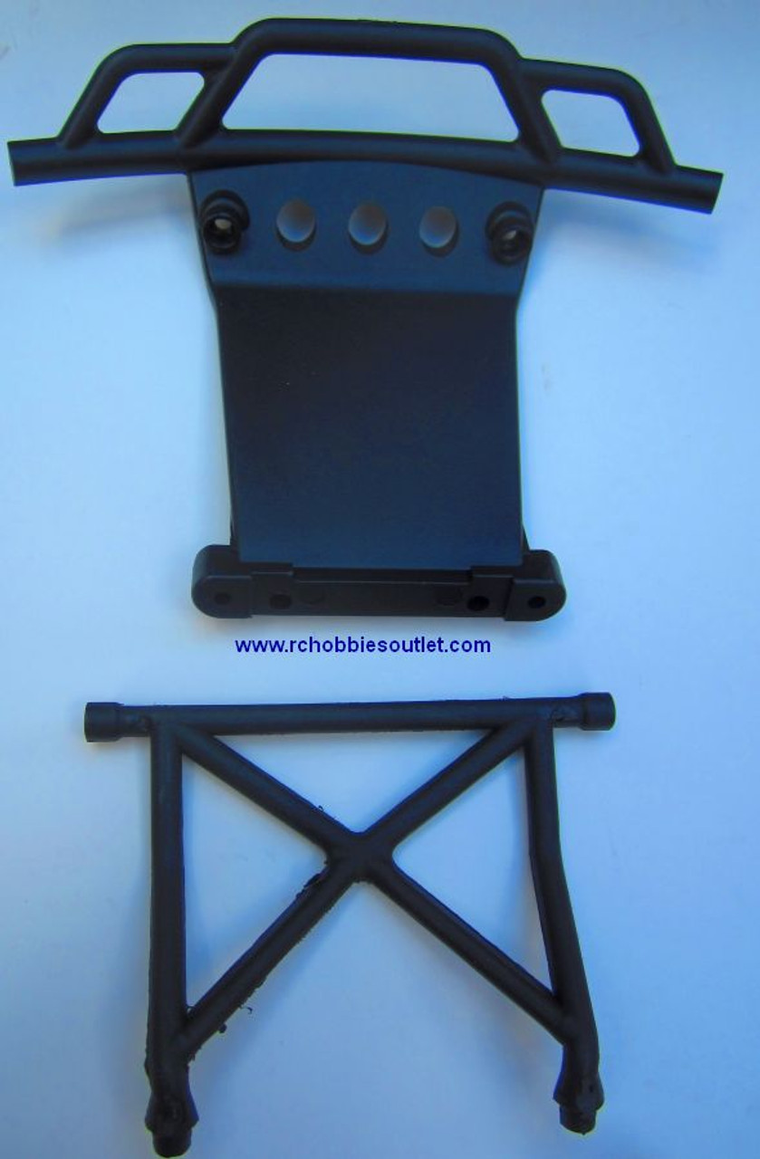 68408 Bumper for 1/10 Scale HSP Redcat