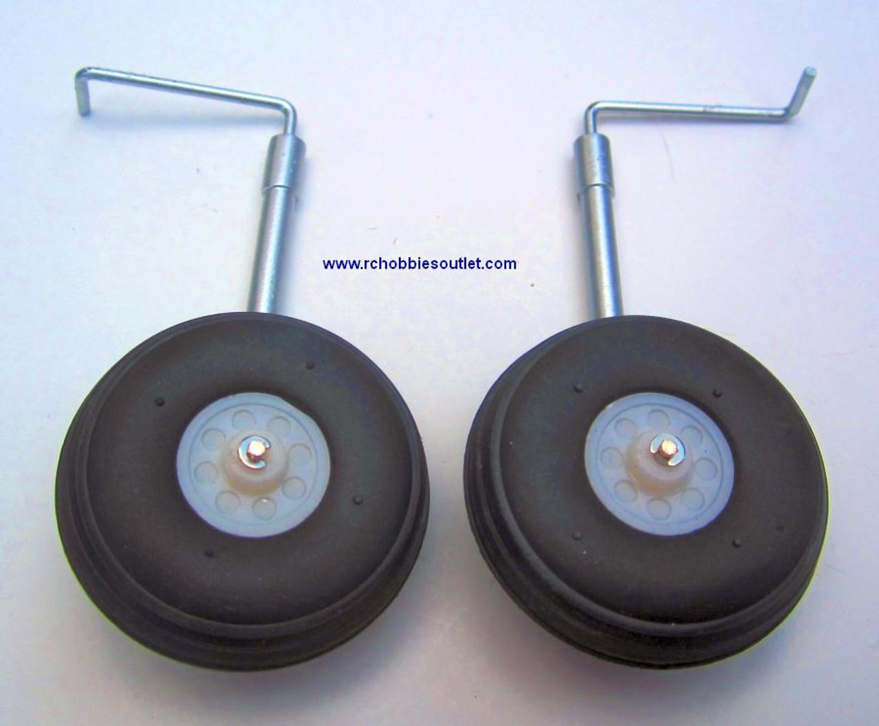 Wheels 0.8M P40 PC 108 FMS