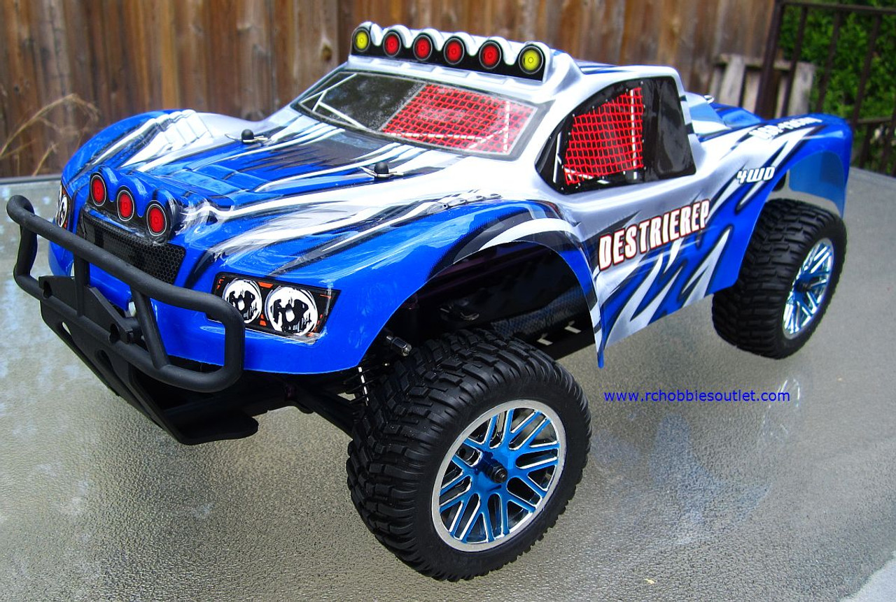RC Short Course Truck Brushless electric