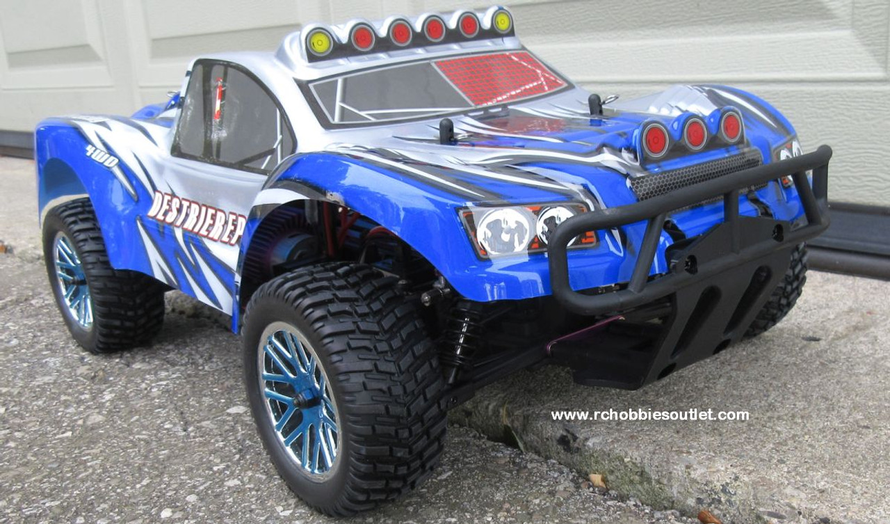 RC Short Course Truck Brushless Electric 1/10 LIPO 4WD 2.4G RTR 17096