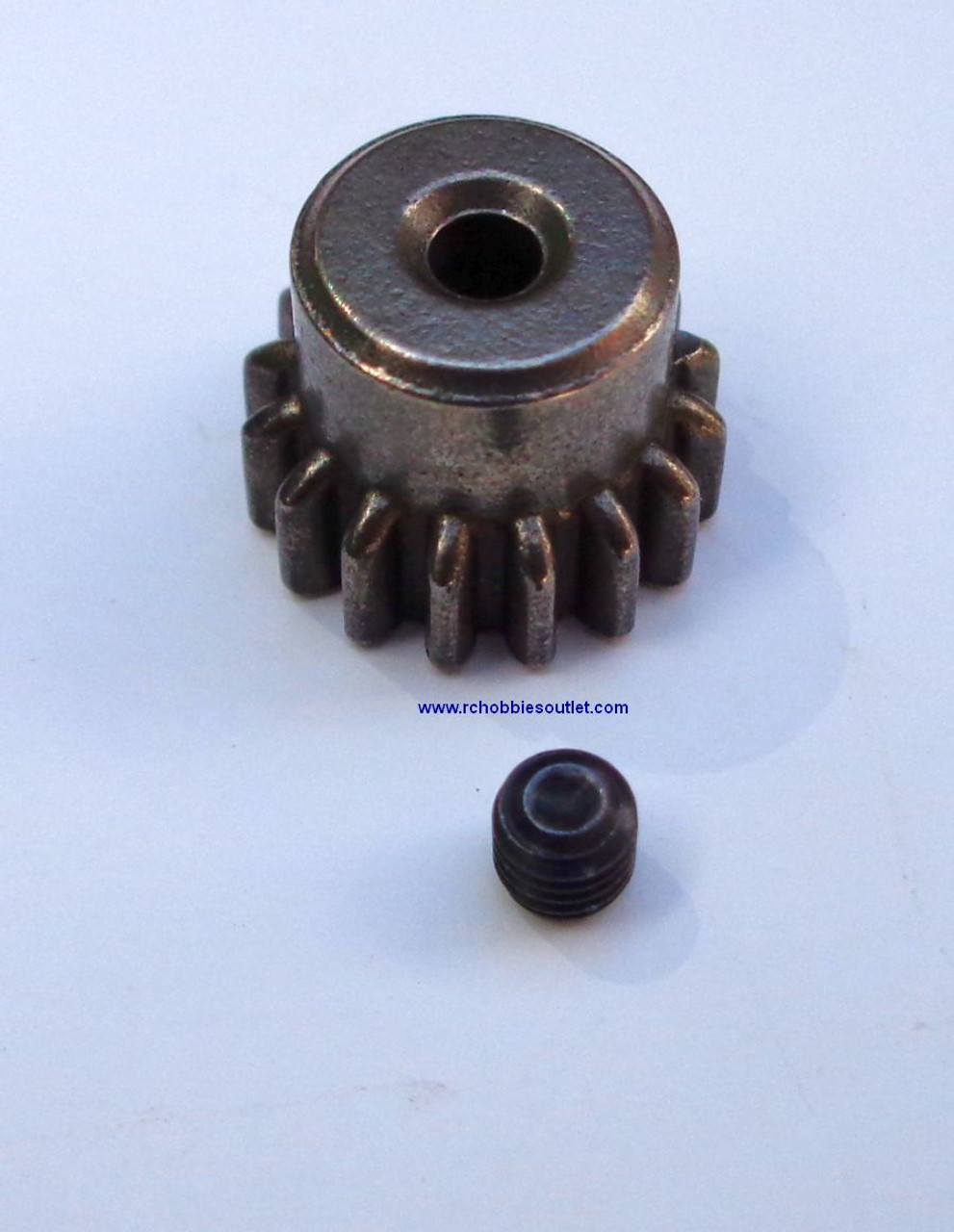 18273 Motor Gear for 1/10 Scale HSP Redcat