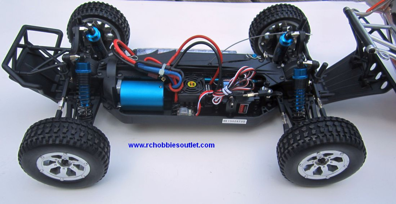 RC Brushless Electric Trophy Truck Baja Style 2.4G 4WD LIPO 1/10 Scale 20194