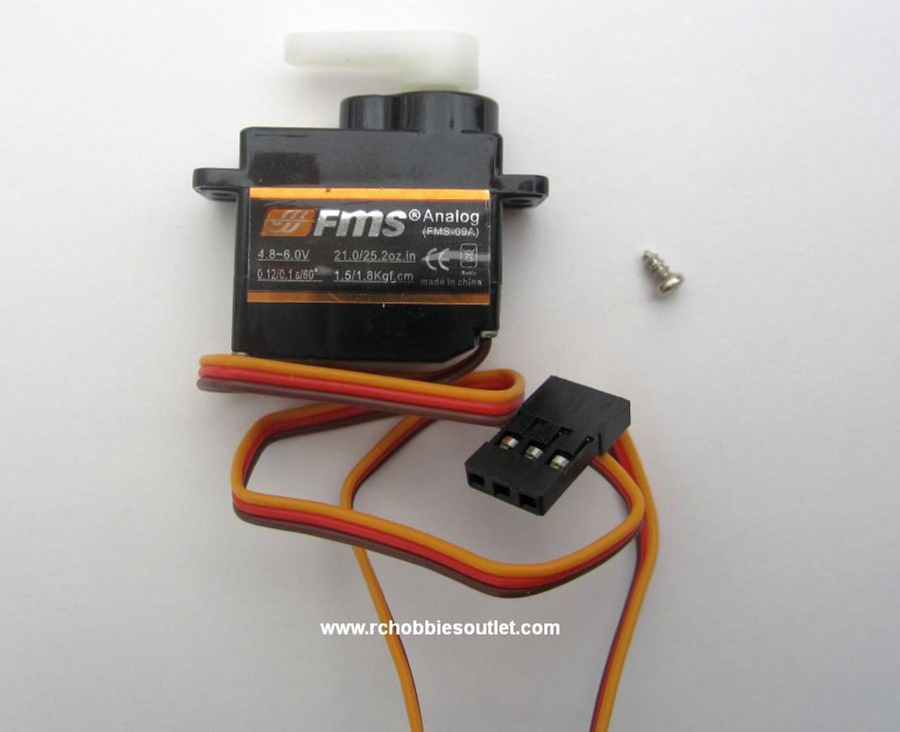 FMS Servo 9G  - Positive