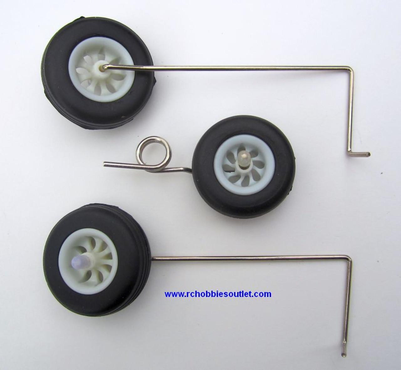 FR 301 FMS wheels ( set of 3)