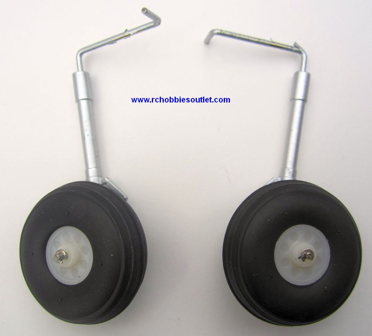 PC108 FMS Main Landing Gear Set for P40 Warhawk
