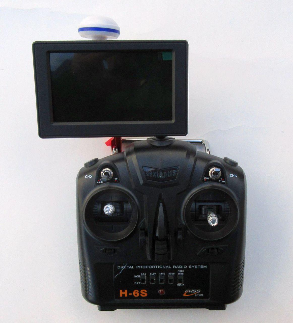 RC Racing Drone Quadcopter RTF Kit  L160-1