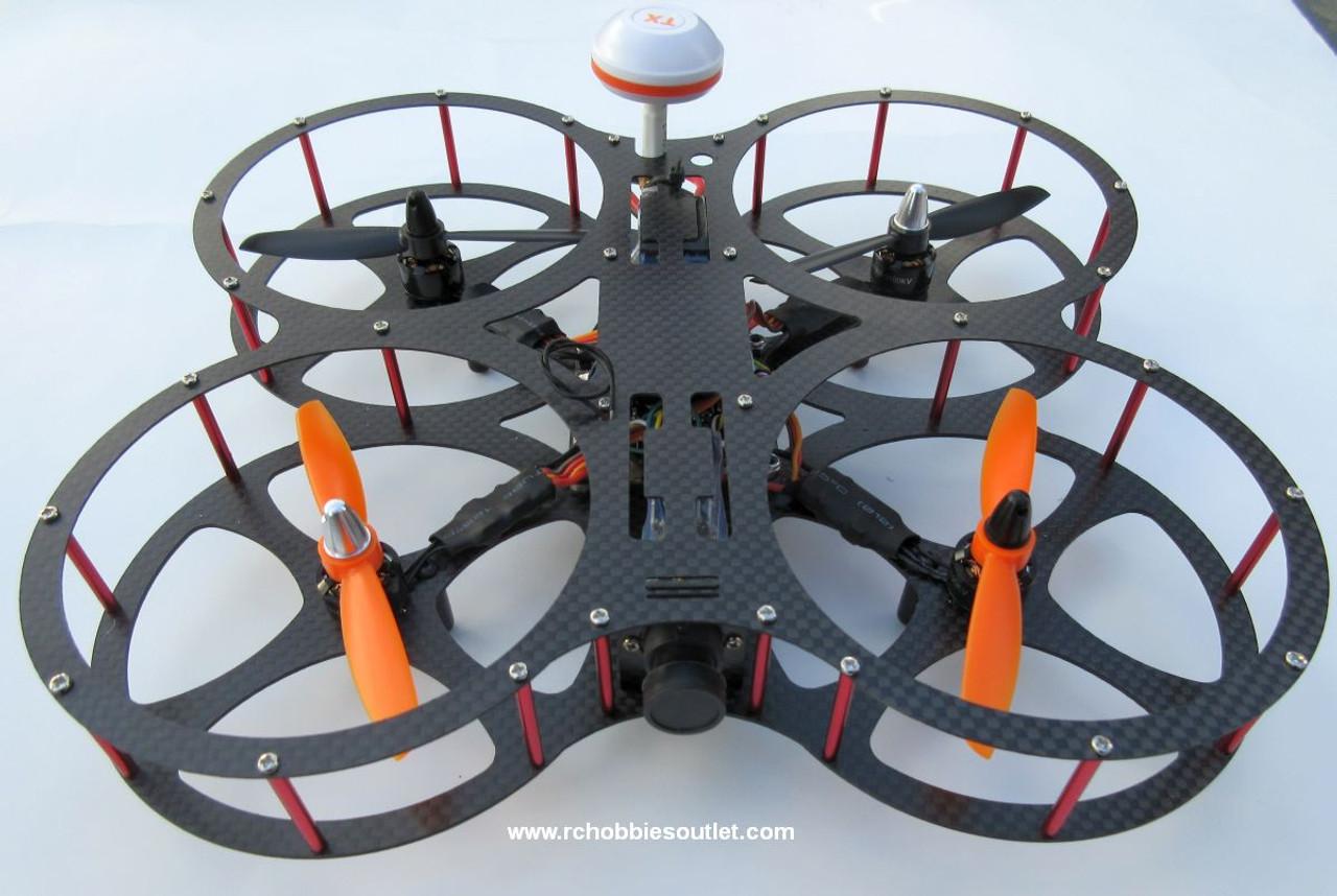 RC Racing Drone Quadcopter RTF Kit U01004 L160-2