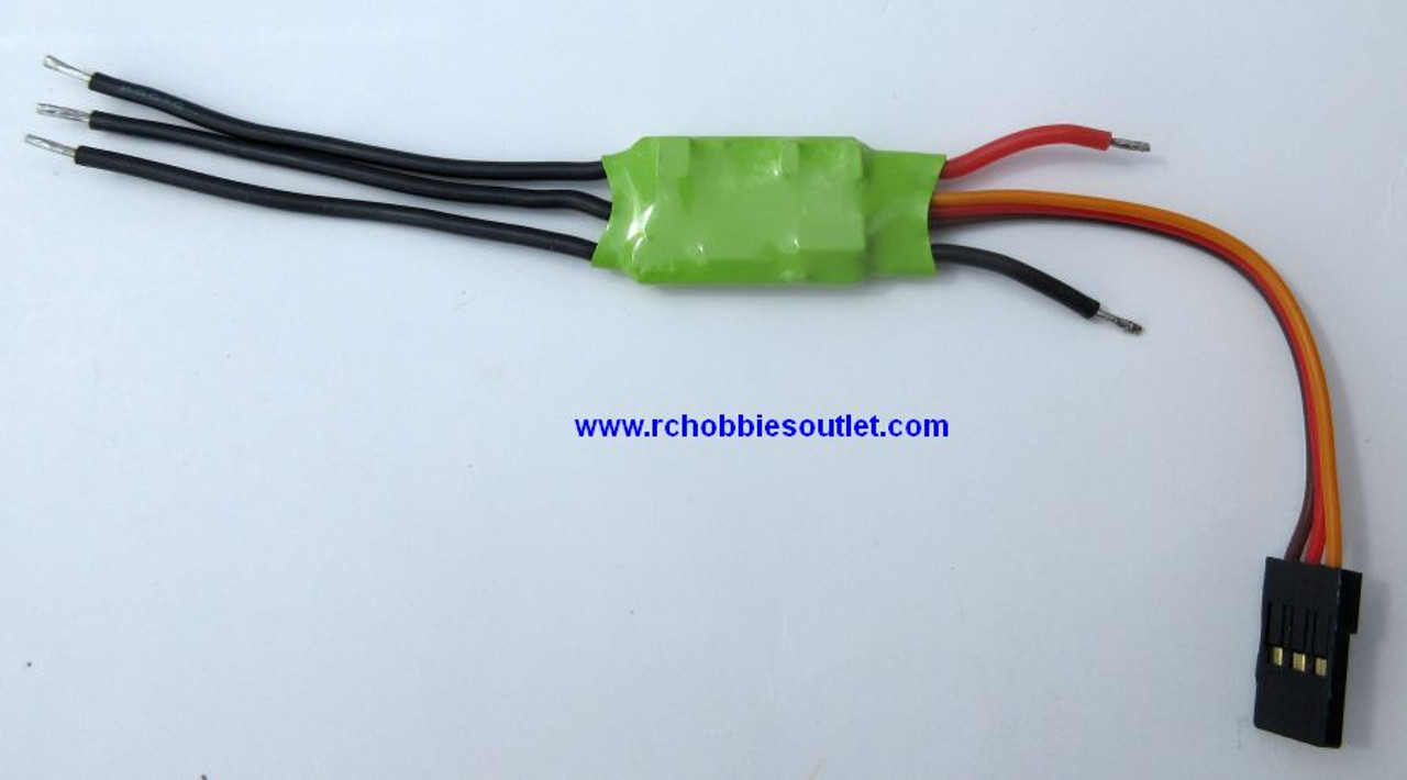 ESC 6 Amp  for UO1003 and UO1004 Racing Drones