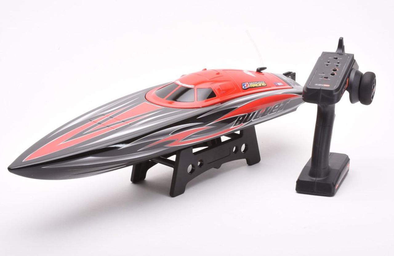 Bullet V3 RC Racing Boat  Brushless Electric ARTR Deep V Hull