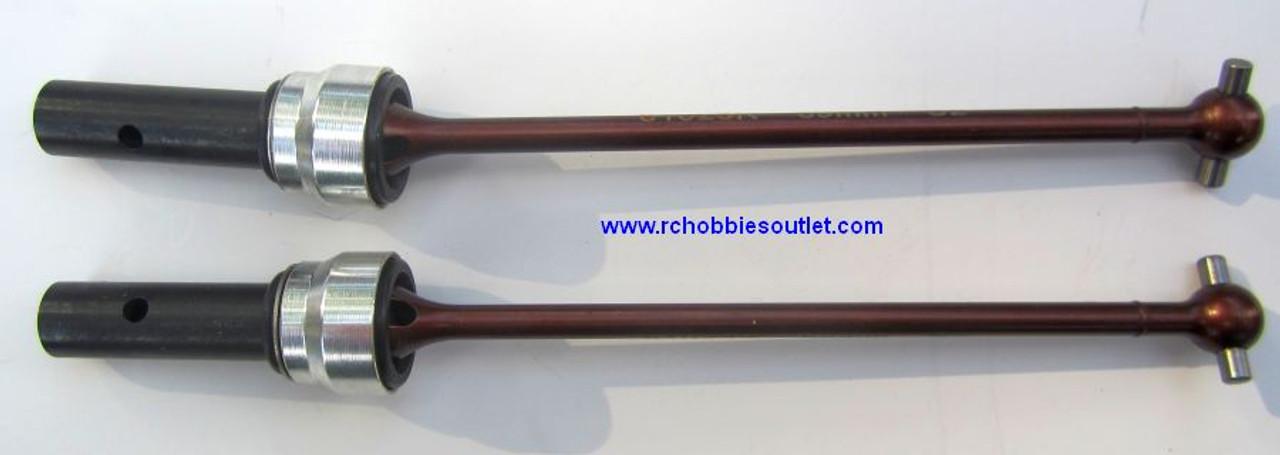 81023 Universal Dogbone HSP 1/8 Scale BAZOOKA TORNADO ETC - New