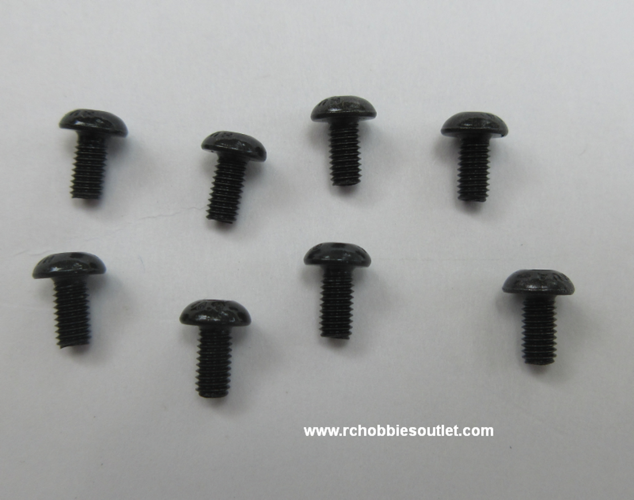 3x6mm Metal Screw (8pcs) for L160-2, L250