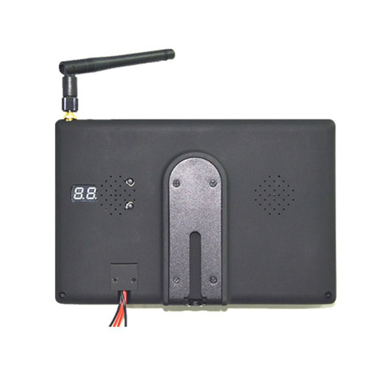 "FPV  7 "" Monitor Screen  Kit with 5.8G 40 Channel Receiver, LIPO , and Mount"