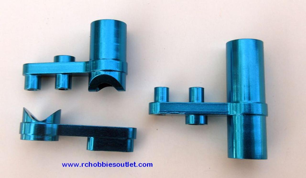102057 or 102257 Aluminum Alloy Servo Saver Upgrade Blue