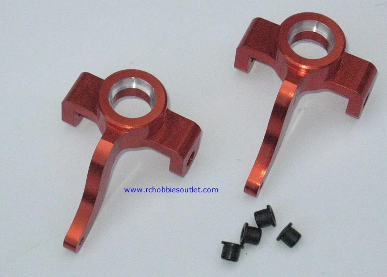 880003 Steering Arm Aluminum Upgrade  for 1/8 Scale Rock Crawler (Orange)