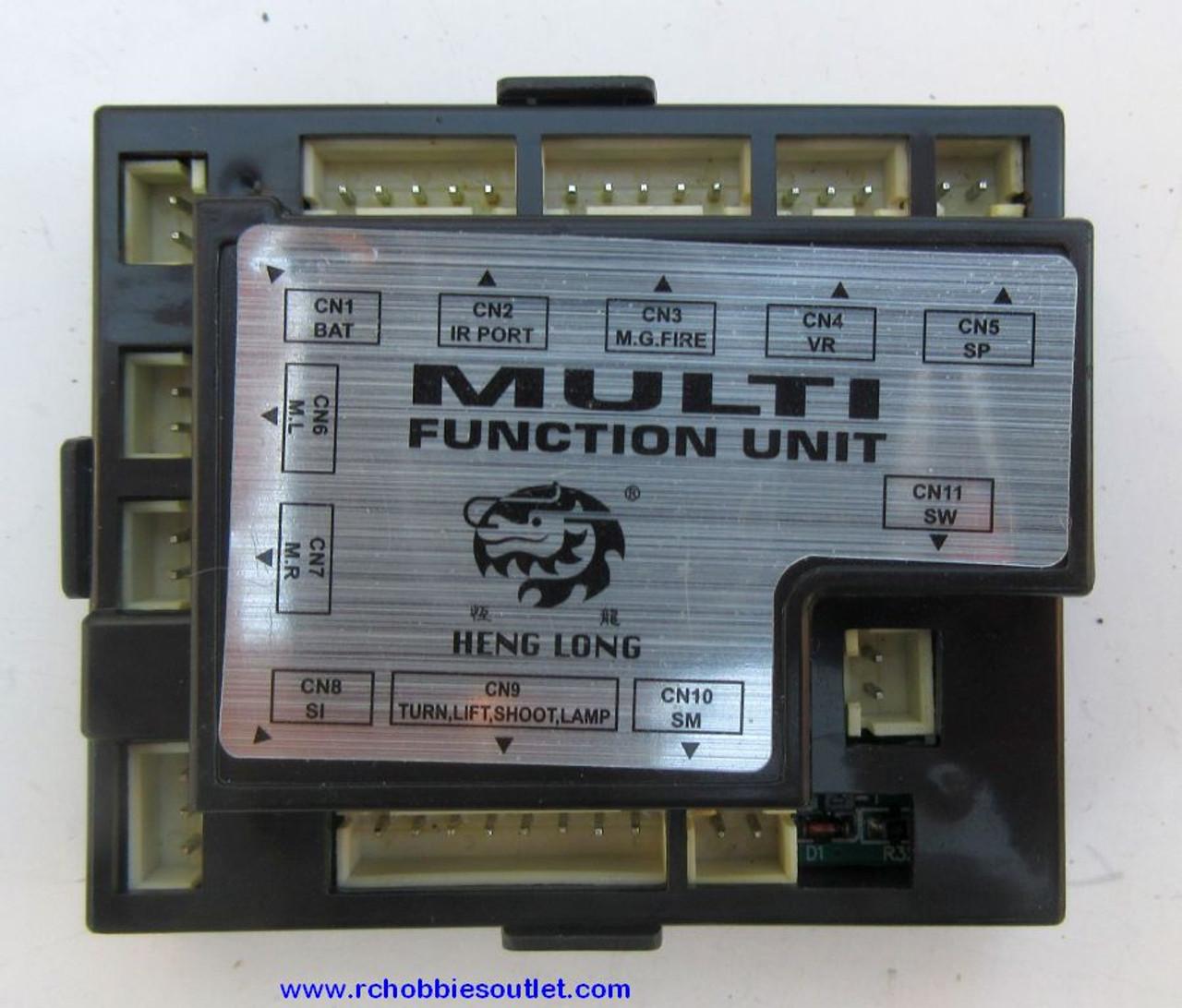 Heng Long Tank Multi-Function Unit