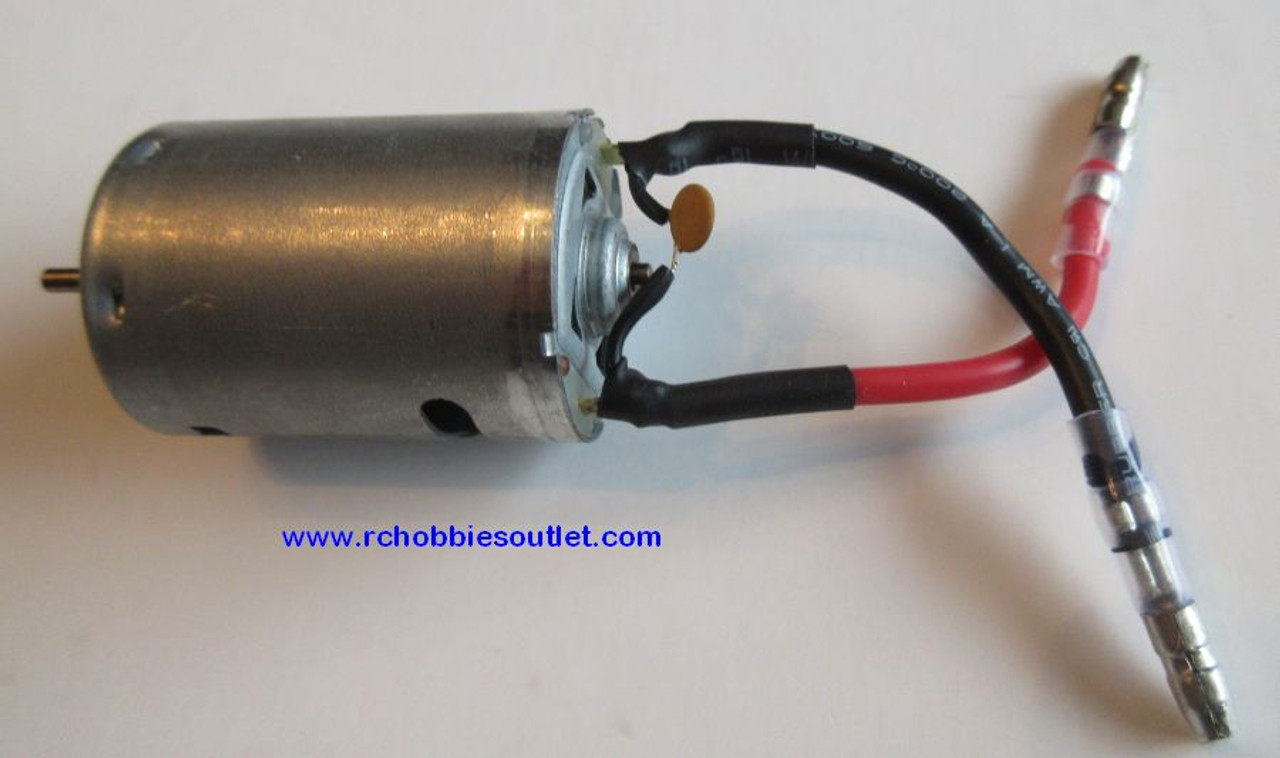 28006 380 Series Electric Motor Complete with Connectors and Capacitors