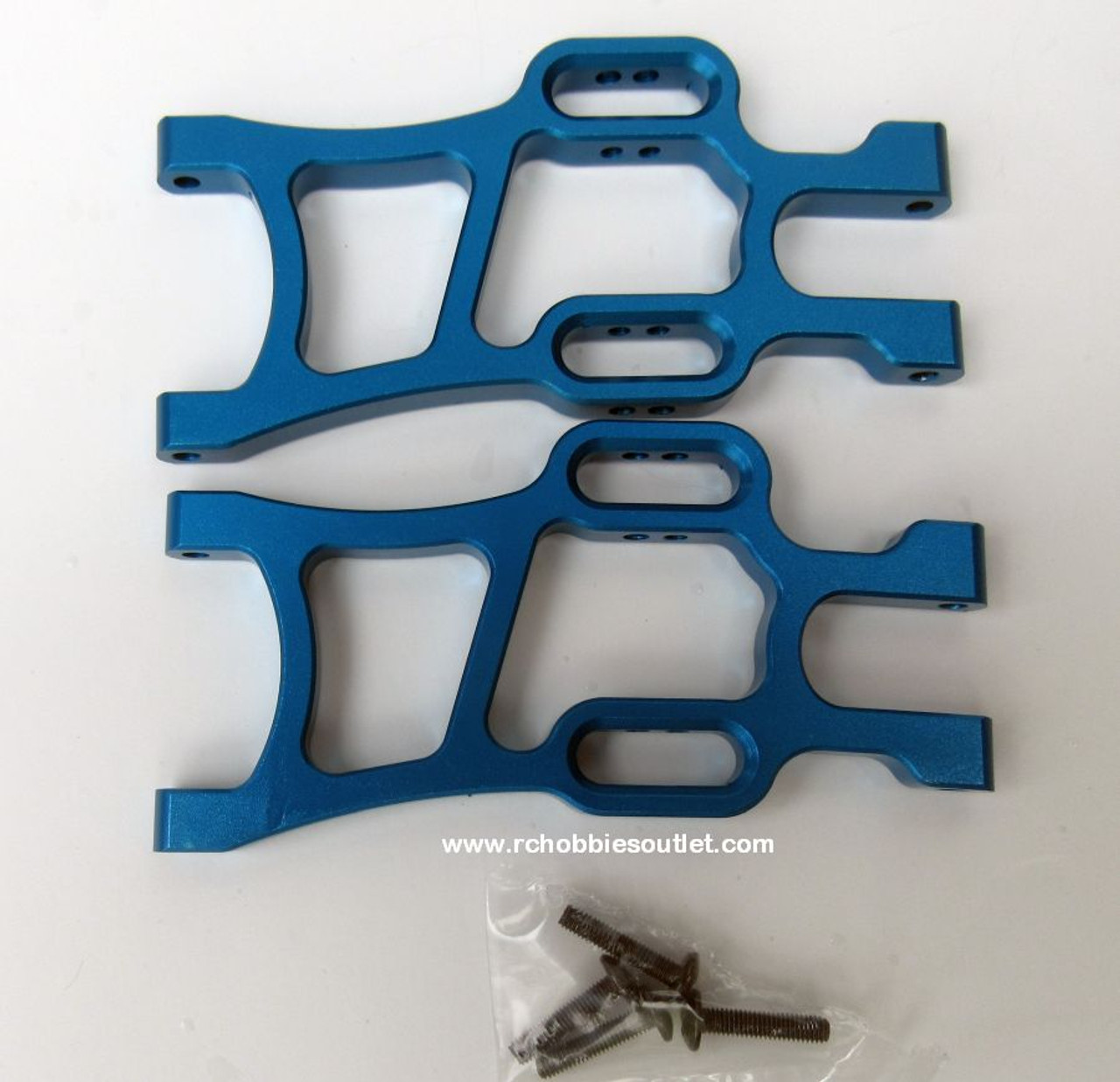106021, 106621 1/10 Scale Rear Lower Arms (Aluminum) HSP. Redcat