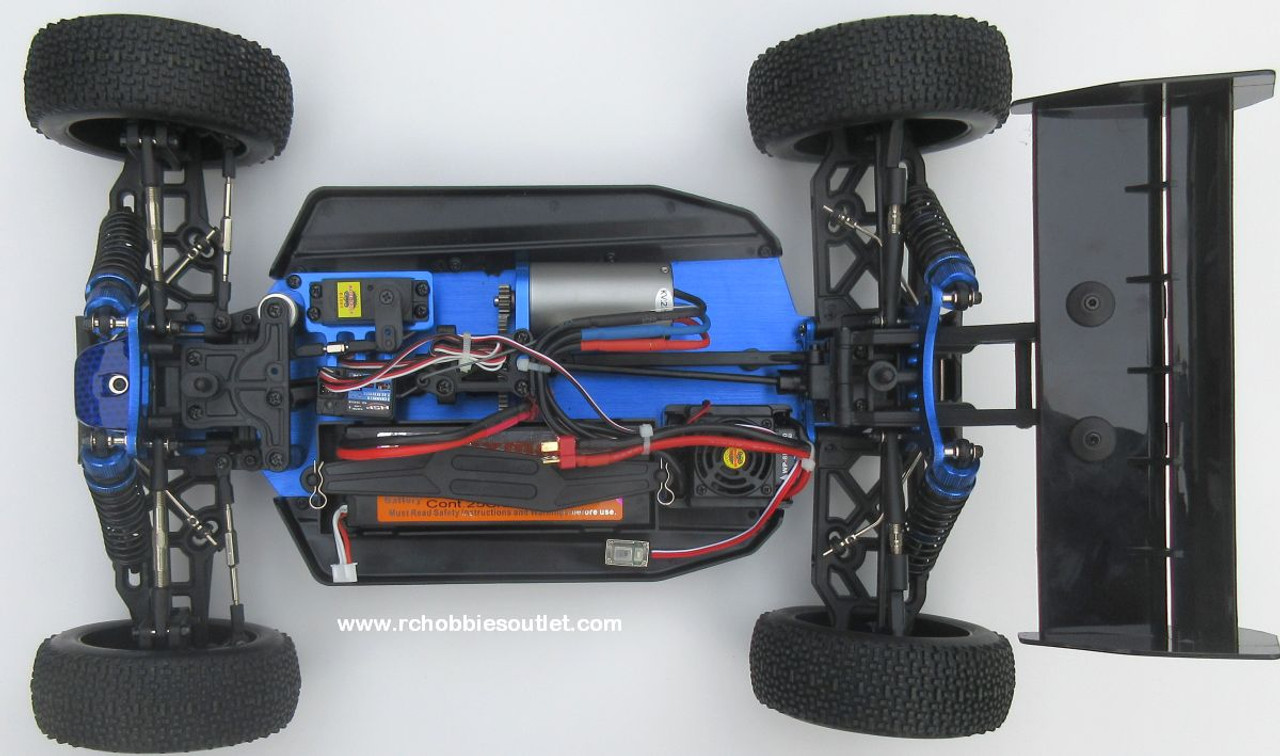 RC Car / Buggy  EB6 Brushless Electric 1/8 Scale TOP PRO LIPO 4WD  99591