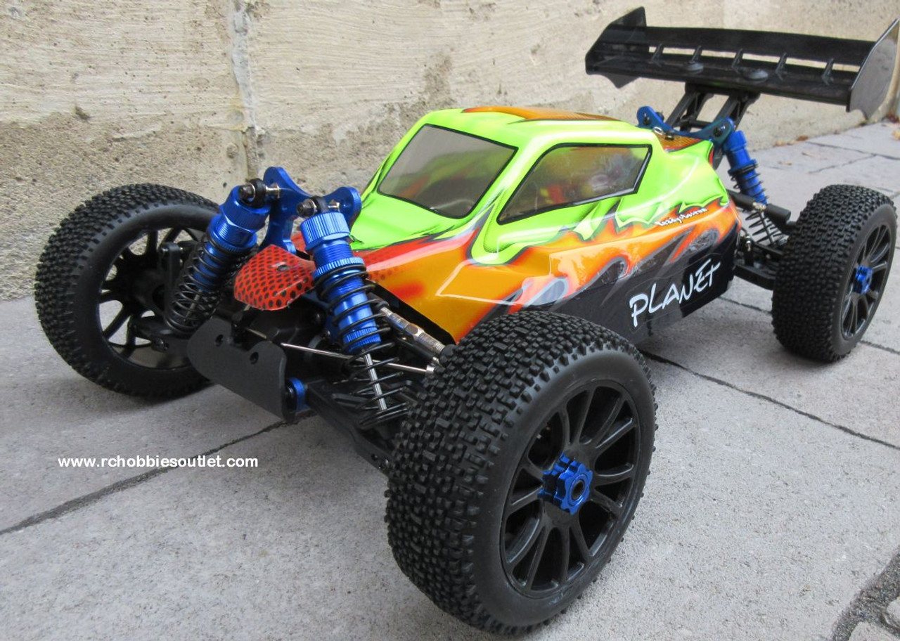 RC Car / Buggy  EB6 Brushless Electric 1/8 Scale TOP PRO LIPO 4WD  99592