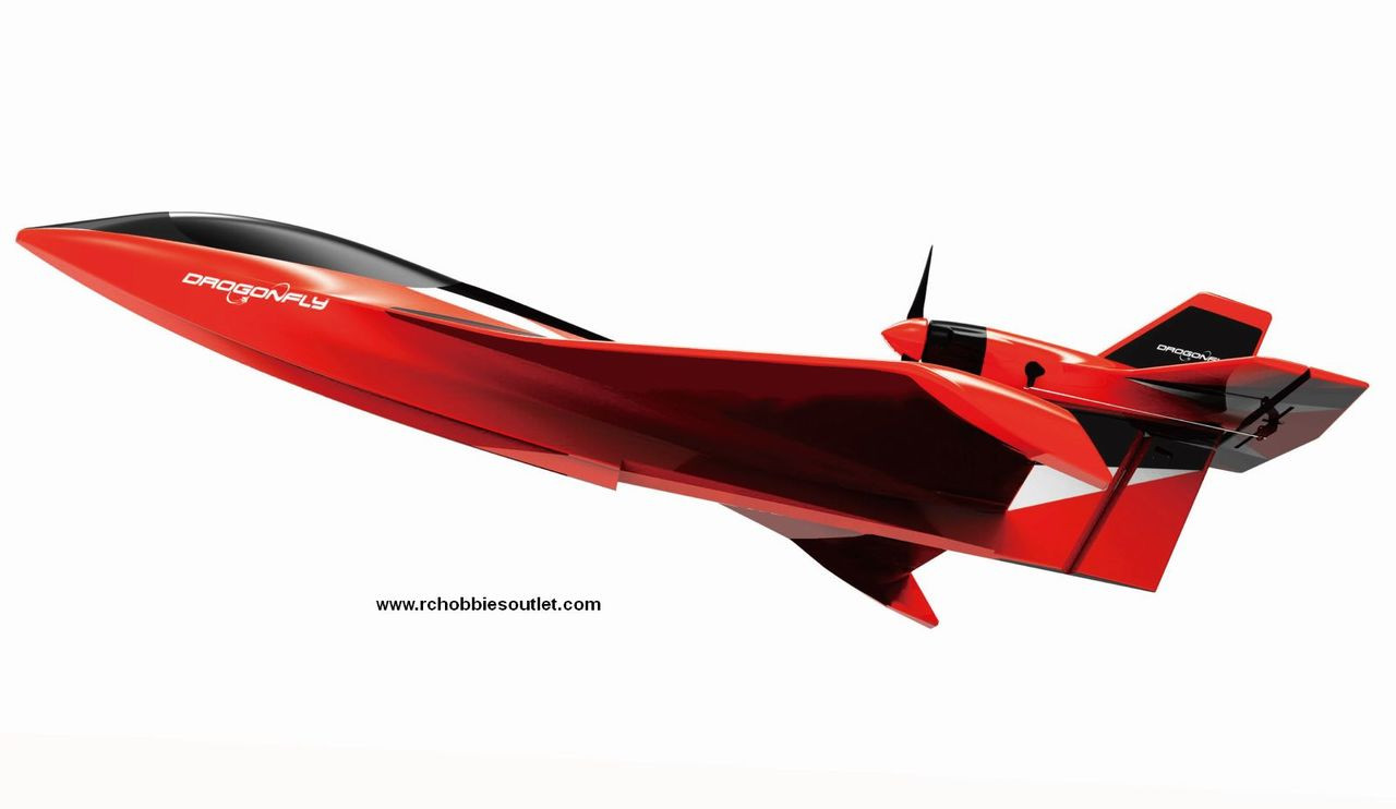 RC Airplane RTF  All Terrain Flight  Brushless  Joysway DRAGONFLY V2 6302