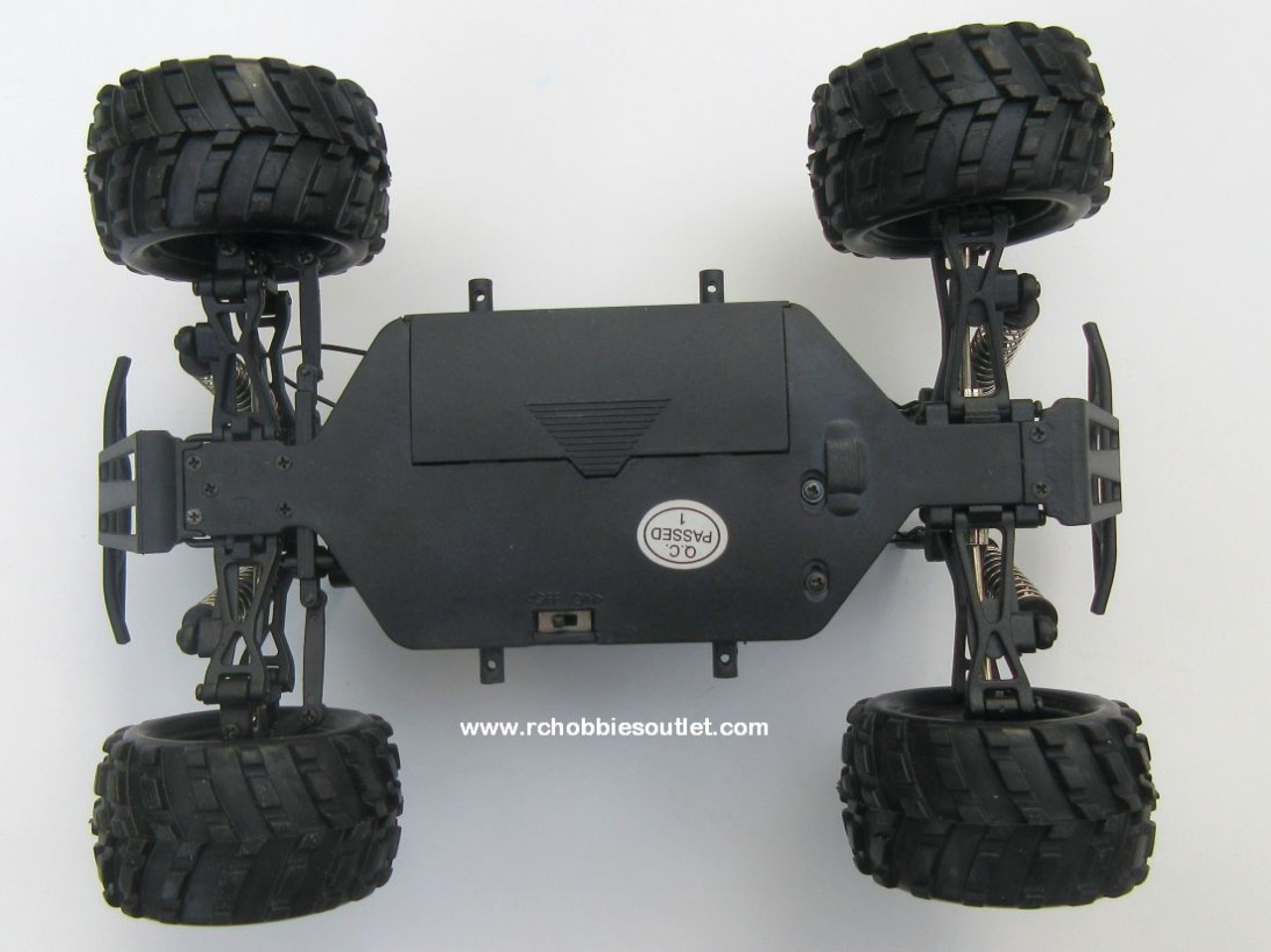 MT24 Monster RC Truck HSP Electric 4WD 2.4G  1/24th Scale 24691
