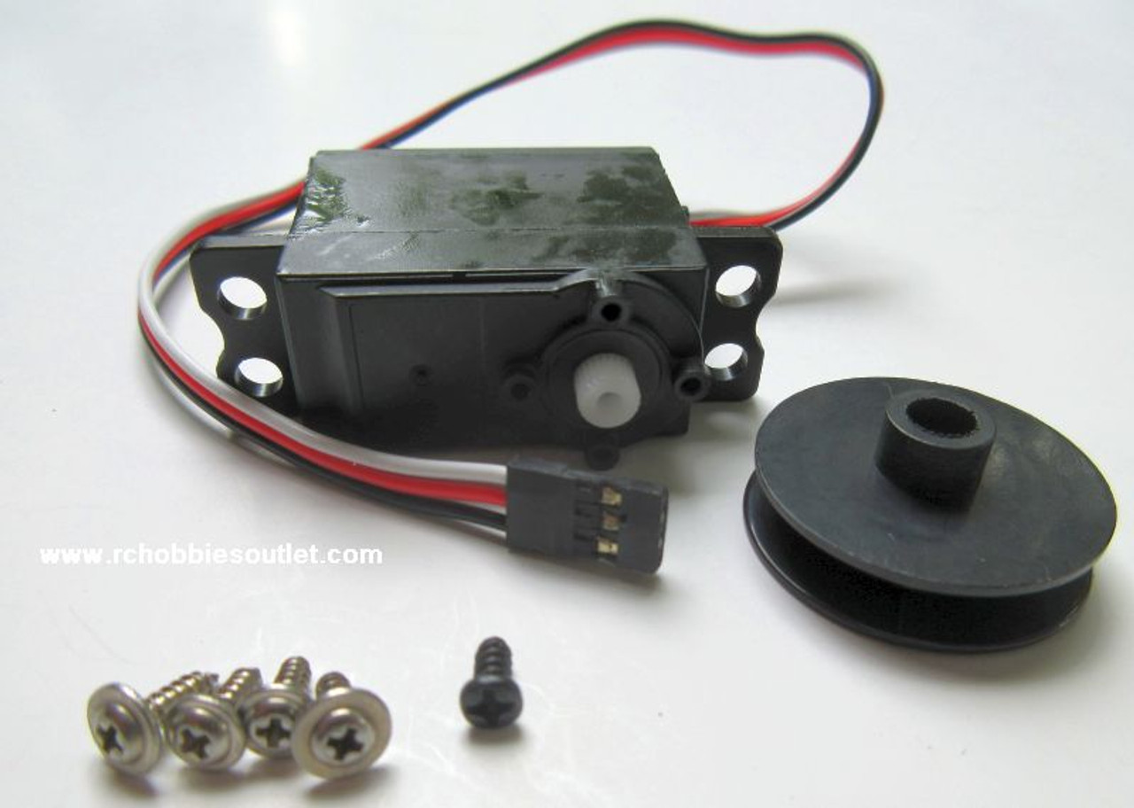 880545 Winch Servo Set for the DF65 and Catamaran Joysway Sailboat