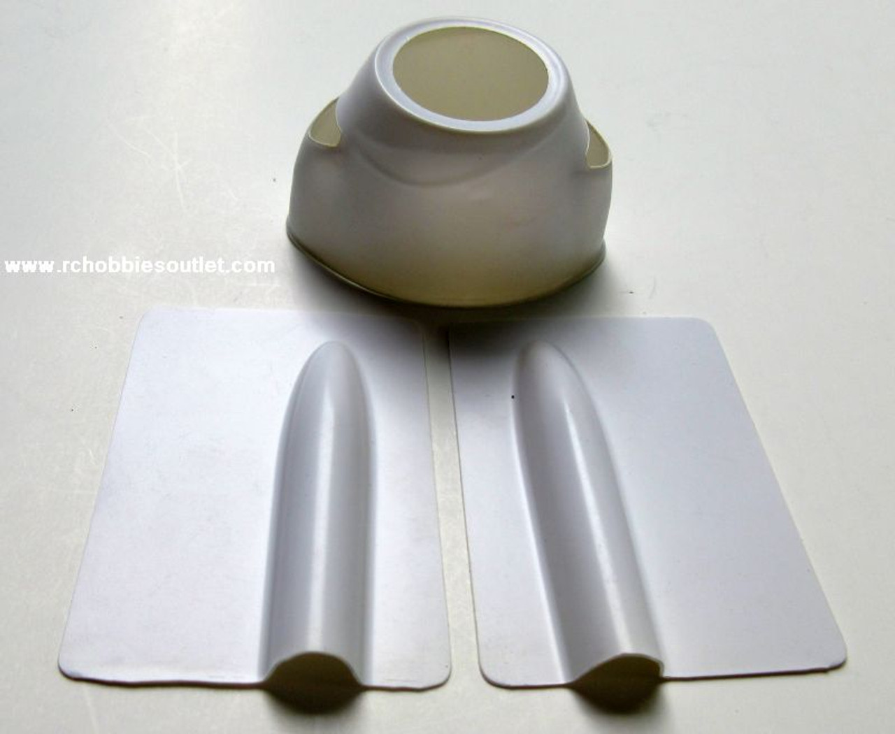 630208 Motor And Servo Hatch Cover For Dragonfly  Airplane