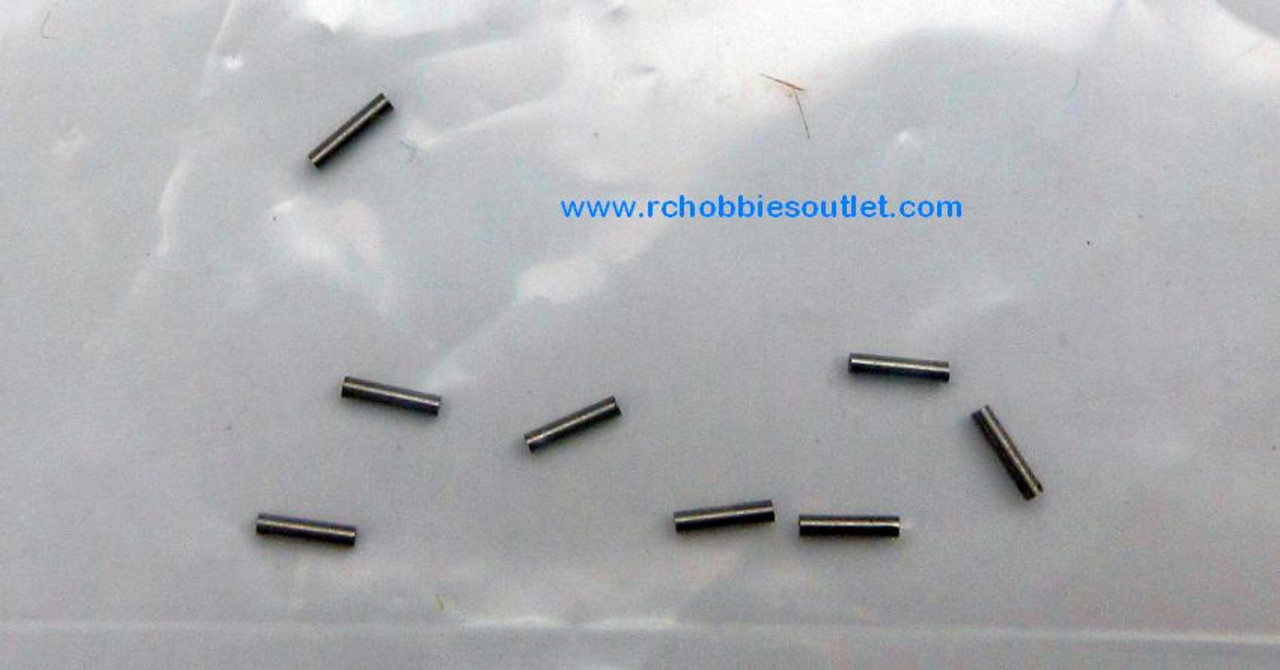 24632 Pin 1x4.5 mm  for HSP , ECX 1/24 Scale