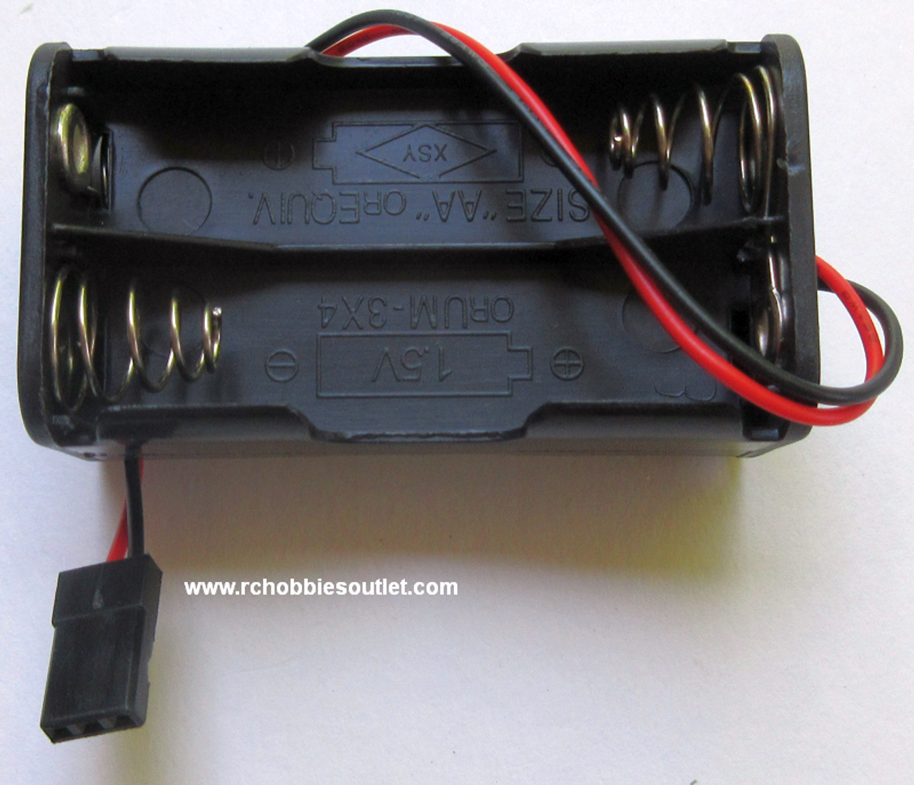 880552 Battery Box for Receiver for Joysway Sailboats