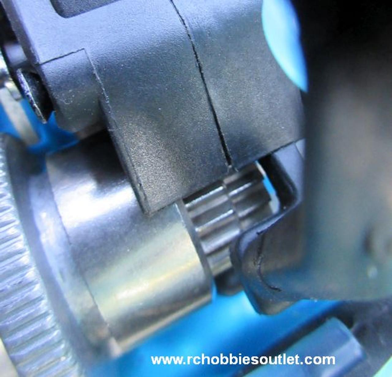 HSP  RC Buggy / Car WARHEAD Nitro Gas Engine 2 Speed 1/10 Scale 2.4G   66002