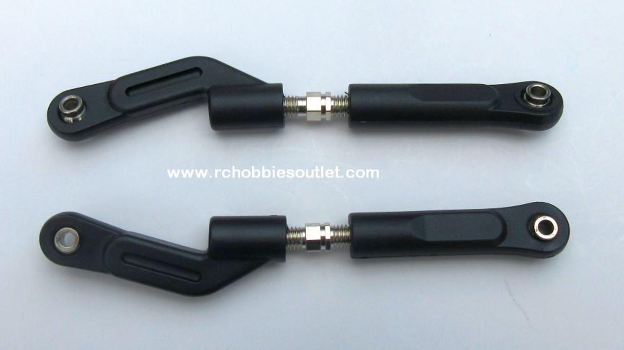 85743 T  Rear Upper Suspension Arm 2 Pieces HSP