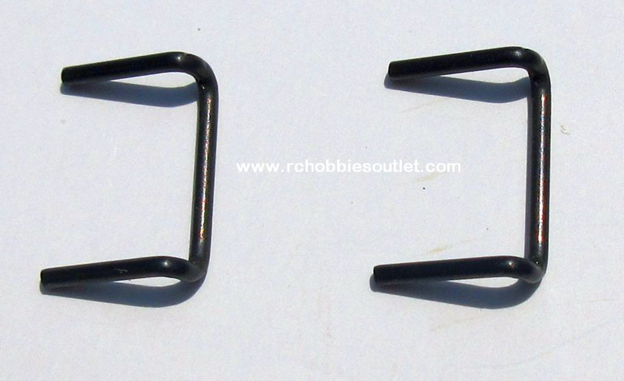 24653 Front / Rear Upper Suspension Arm Pins  ( 2 pieces) for HSP and ECX  1/24 Scale Vehicles