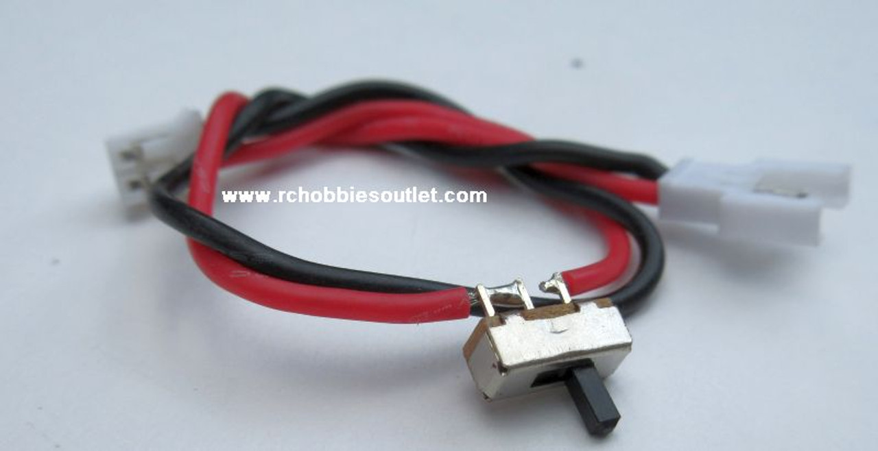 24654 Switch Line For  HSP and ECX  1/24 Scale Vehicles