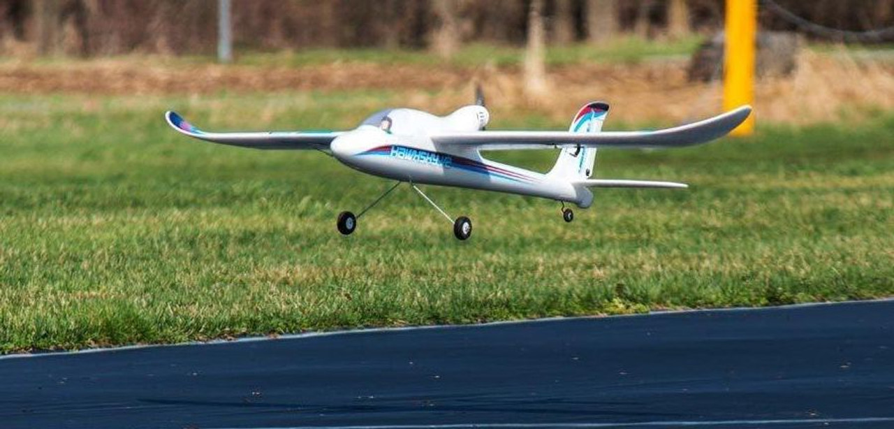 RC Airplane  DYNAM Hawk Sky V2  Stabilized Ready To Fly (SRTF) LIPO