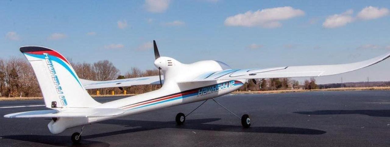 RC Airplane  DYNAM Hawk Sky V2  PNP