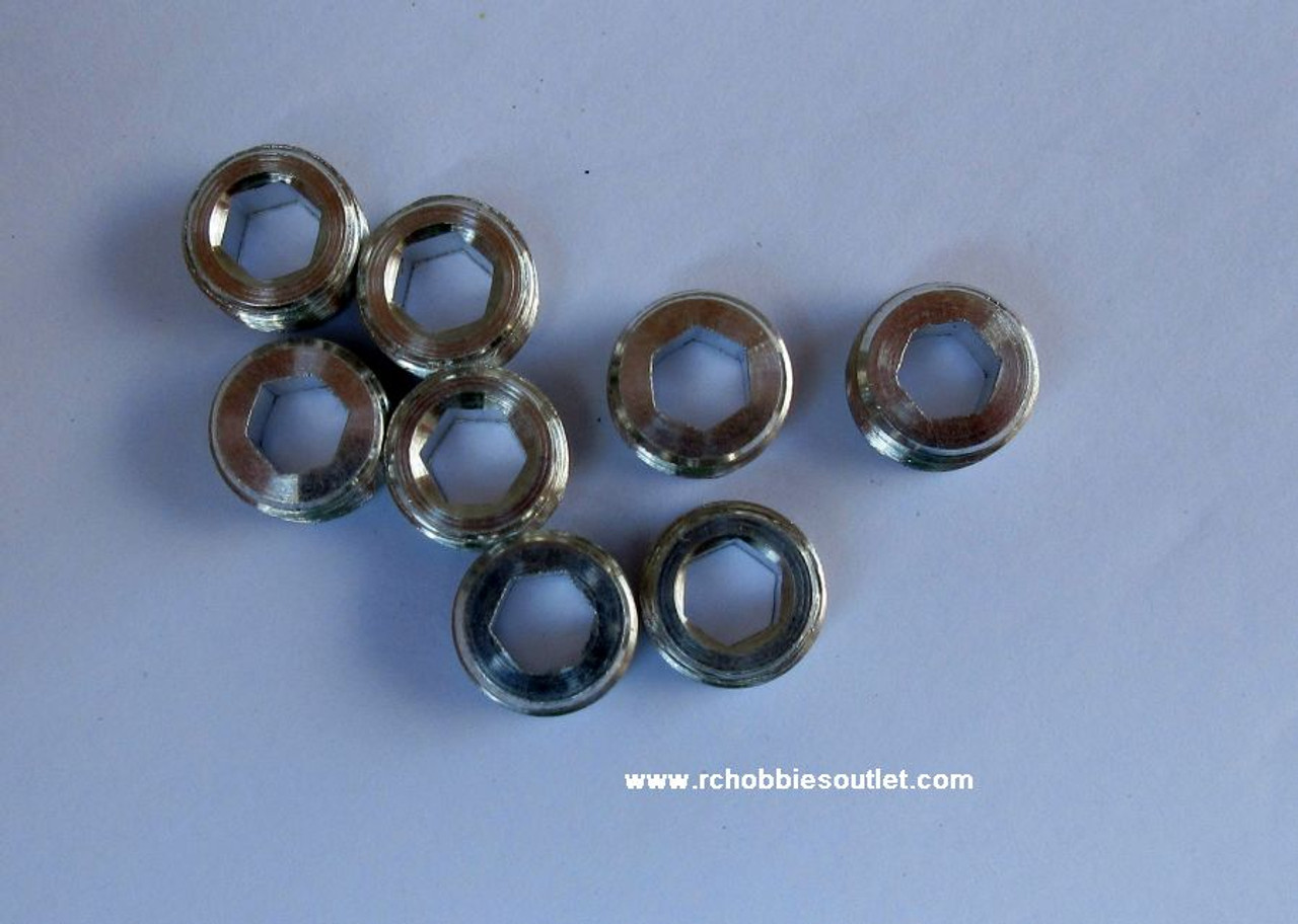 02153 Ball Head Nut  HSP, Redcat